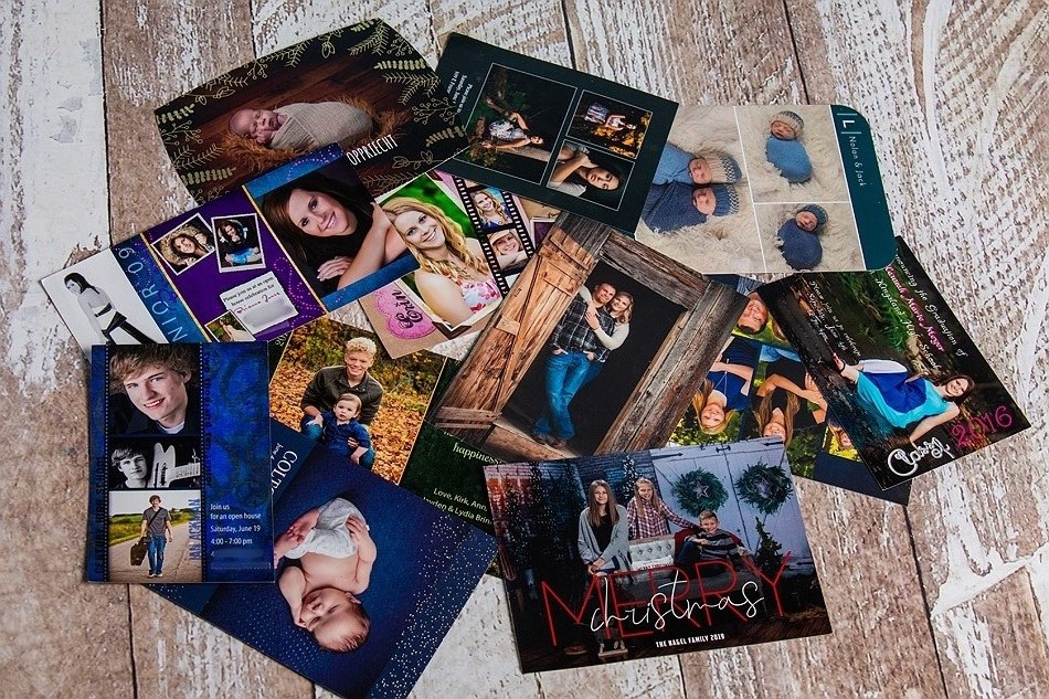 Photography by Kari cards, invites, announcements, save the dates