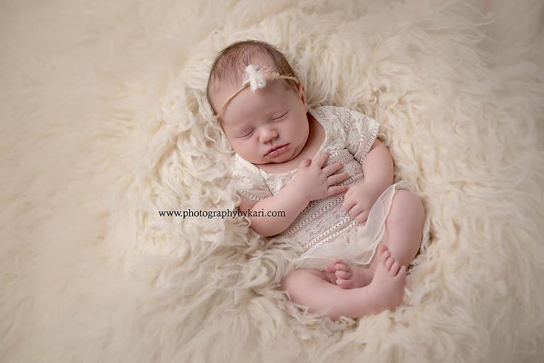 Southeast Minnesota Newborn Portrait